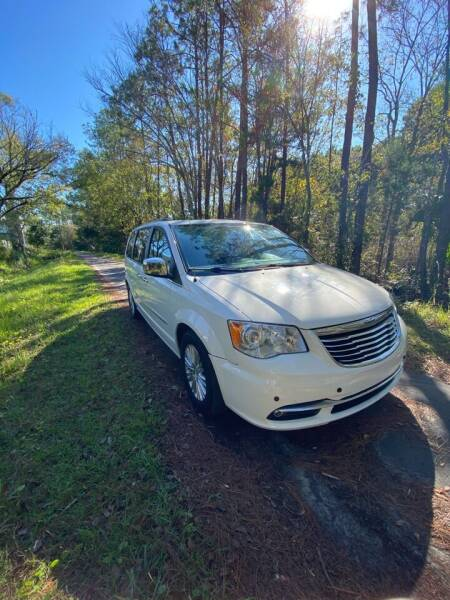 2013 Chrysler Town and Country for sale at All About Price in Bunnell FL