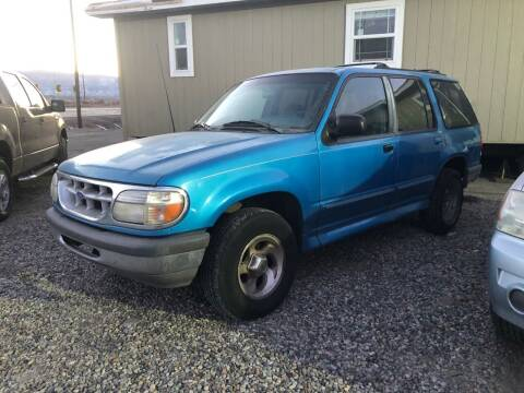 1996 Ford Explorer for sale at Mikes Auto Inc in Grand Junction CO
