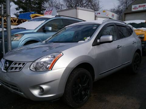 2012 Nissan Rogue for sale at Drive Deleon in Yonkers NY