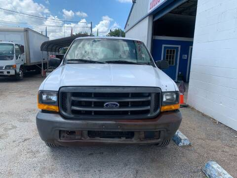 1999 Ford F-350 Super Duty for sale at Ricky Auto Sales in Houston TX