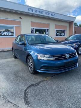 2017 Volkswagen Jetta for sale at City to City Auto Sales in Richmond VA