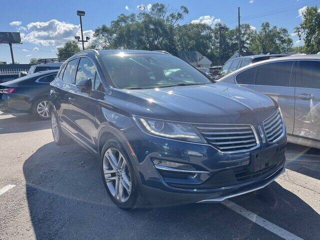 2015 Lincoln MKC for sale at SOUTHFIELD QUALITY CARS in Detroit MI