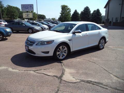 2010 Ford Taurus for sale at Budget Motors in Sioux City IA