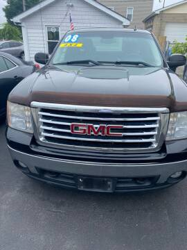 2008 GMC Sierra 1500 for sale at Enzo Auto Sales in New Bedford MA