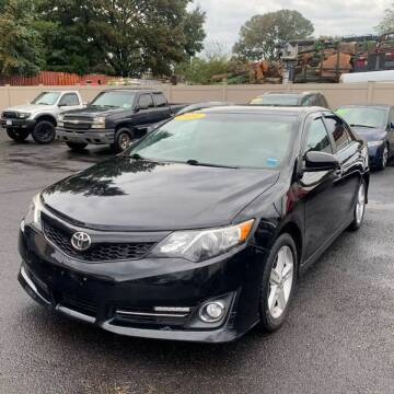 2014 Toyota Camry for sale at JOANKA AUTO SALES in Newark NJ