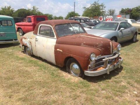 1949 Plymouth Duster for sale at Haggle Me Classics in Hobart IN