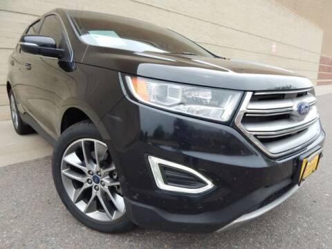 2015 Ford Edge for sale at Altitude Auto Sales in Denver CO