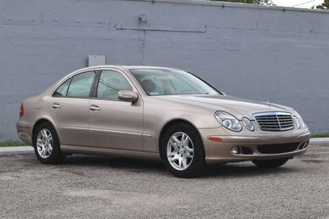 2005 Mercedes-Benz E-Class for sale at No 1 Auto Sales in Hollywood FL