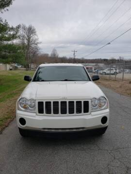 2005 Jeep Grand Cherokee for sale at Speed Auto Mall in Greensboro NC