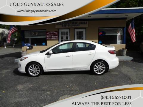 2012 Mazda MAZDA3 for sale at 3 Old Guys Auto Sales in Newburgh NY