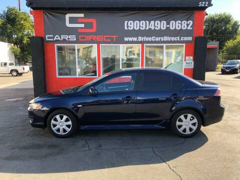 2014 Mitsubishi Lancer for sale at Cars Direct in Ontario CA