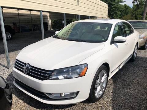 2015 Volkswagen Passat for sale at IDEAL IMPORTS WEST in Rock Hill SC