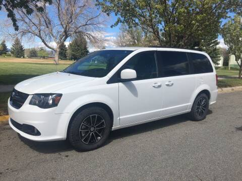 2018 Dodge Grand Caravan for sale at Kevs Auto Sales in Helena MT
