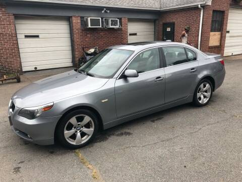 2005 BMW 5 Series for sale at Emory Street Auto Sales and Service in Attleboro MA