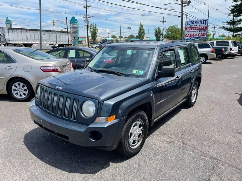 2008 Jeep Patriot for sale in Ewing, NJ