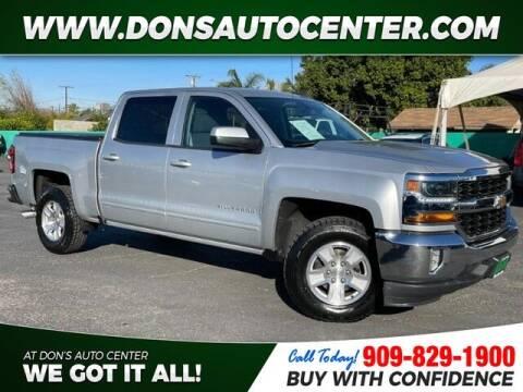 2018 Chevrolet Silverado 1500 for sale at Dons Auto Center in Fontana CA