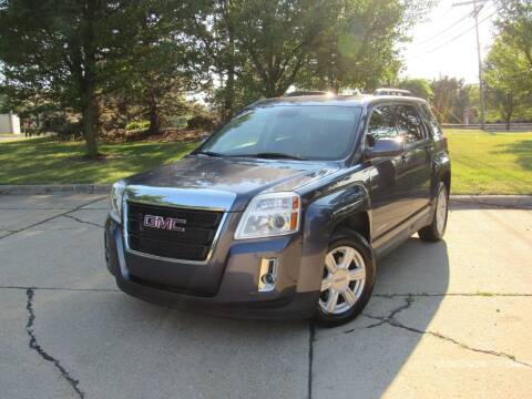 2014 GMC Terrain for sale at A & R Auto Sale in Sterling Heights MI