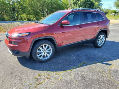 2015 Jeep Cherokee for sale at Smith's Cars in Elizabethton TN