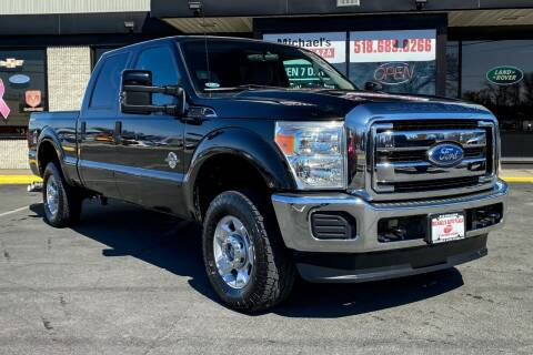 2011 Ford F-250 Super Duty for sale at Michaels Auto Plaza in East Greenbush NY