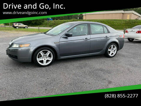 2004 Acura TL for sale at Drive and Go, Inc. in Hickory NC