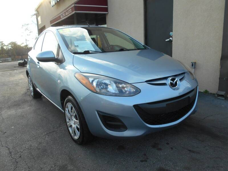 2013 Mazda MAZDA2 for sale at AutoStar Norcross in Norcross GA