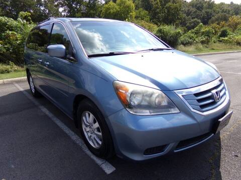 2008 Honda Odyssey for sale at J & D Auto Sales in Dalton GA