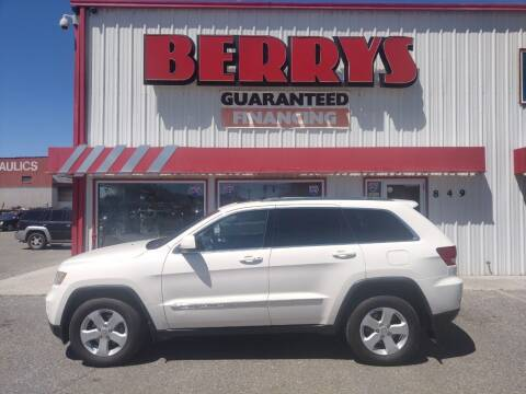 2012 Jeep Grand Cherokee for sale at Berry's Cherries Auto in Billings MT