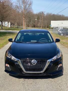 2020 Nissan Altima for sale at Speed Auto Mall in Greensboro NC
