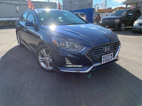 2018 Hyundai Sonata for sale at PRNDL Auto Group in Irvington NJ