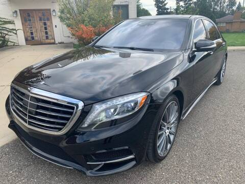 2015 Mercedes-Benz S-Class for sale at L.A. Trading Co. in Woodhaven MI