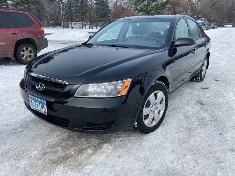 2008 Hyundai Sonata for sale at Northstar Auto Sales LLC in Ham Lake MN