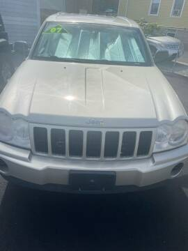 2007 Jeep Grand Cherokee for sale at Enzo Auto Sales in New Bedford MA