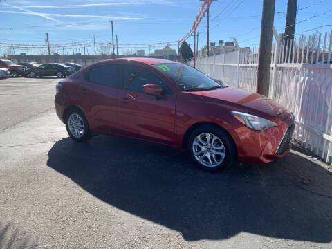 2017 Toyota Yaris iA for sale at Robert B Gibson Auto Sales INC in Albuquerque NM