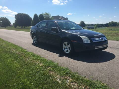 2009 Ford Fusion for sale at Nice Cars in Pleasant Hill MO