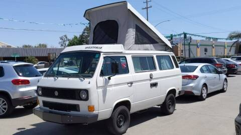 1985 Volkswagen Vanagon for sale at Approved Autos in Bakersfield CA