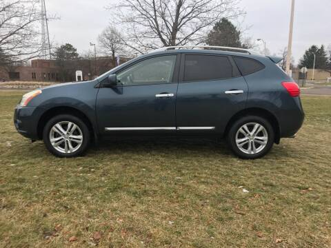 2013 Nissan Rogue for sale at Motors Inc in Mason MI