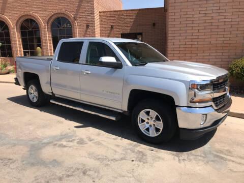 2018 Chevrolet Silverado 1500 for sale at Freedom  Automotive in Sierra Vista AZ