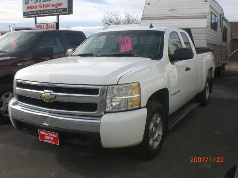 2008 Chevrolet Silverado 1500 for sale at Will Deal Auto & Rv Sales in Great Falls MT