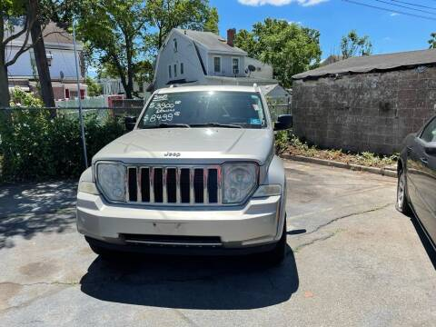 2009 Jeep Liberty for sale at Chambers Auto Sales LLC in Trenton NJ