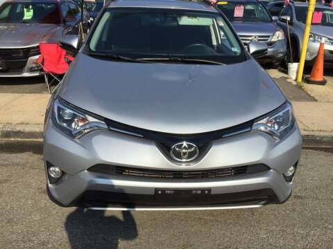 2016 Toyota RAV4 for sale at Drive Deleon in Yonkers NY