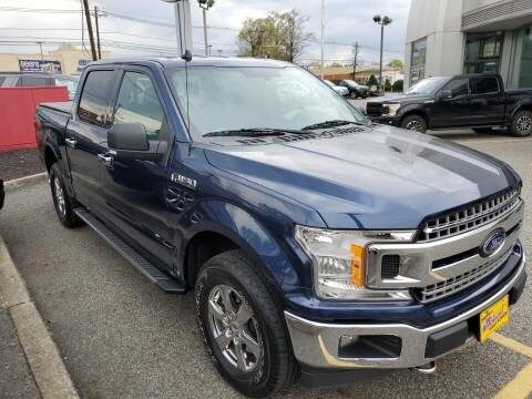 2018 Ford F-150 for sale at Advantage Auto Brokers in Hasbrouck Heights NJ