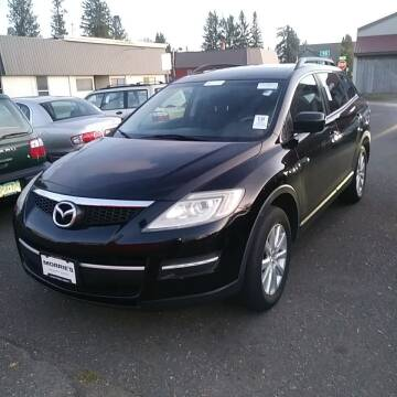 2007 Mazda CX-9 for sale at WB Auto Sales LLC in Barnum MN
