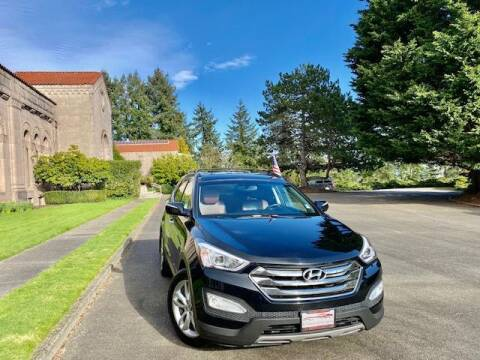 2013 Hyundai Santa Fe Sport for sale at EZ Deals Auto in Seattle WA