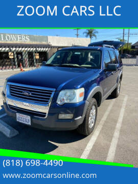 2006 Ford Explorer for sale at ZOOM CARS LLC in Sylmar CA