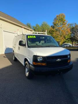 2016 Chevrolet Express Cargo for sale at Interstate Fleet Inc. Auto Sales in Colmar PA