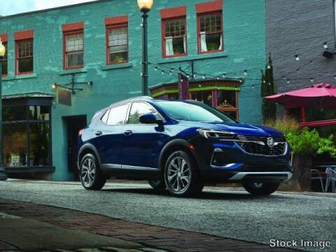 2020 Buick Encore GX for sale at Cole Chevy Pre-Owned in Bluefield WV