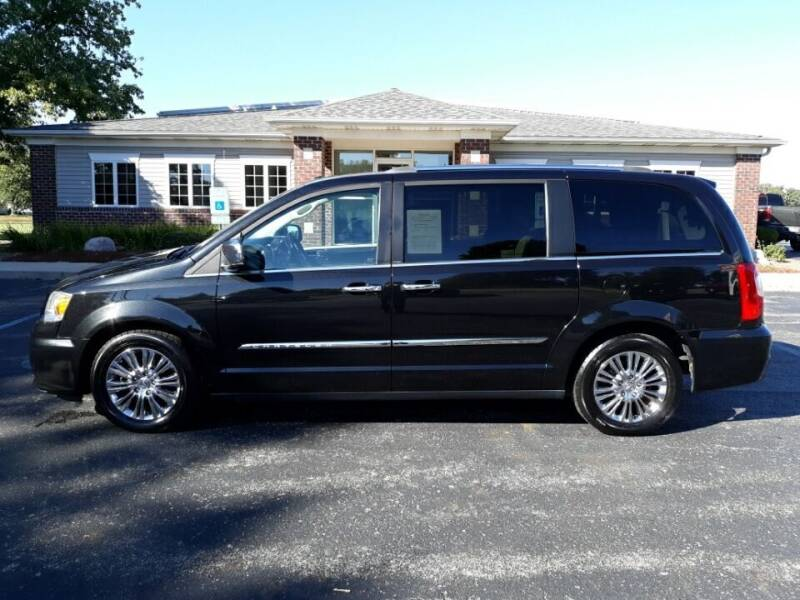 2011 Chrysler Town and Country for sale at Pierce Automotive, Inc. in Antwerp OH