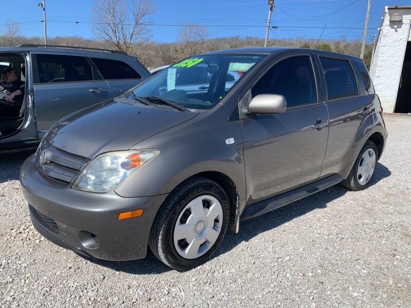 2005 Scion xA for sale at Gary Sears Motors in Somerset KY
