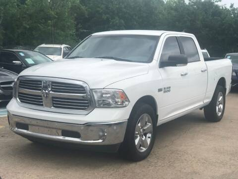 2017 RAM Ram Pickup 1500 for sale at Discount Auto Company in Houston TX