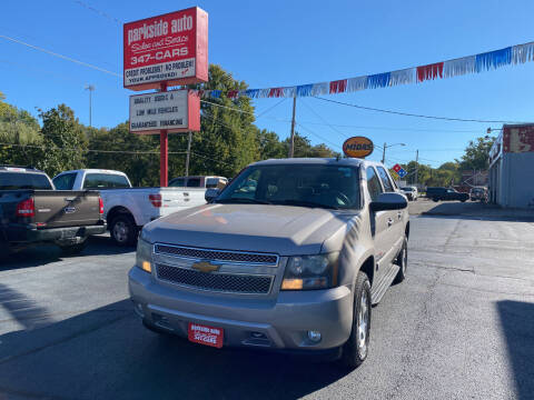 2007 Chevrolet Avalanche for sale at Parkside Auto Sales & Service in Pekin IL